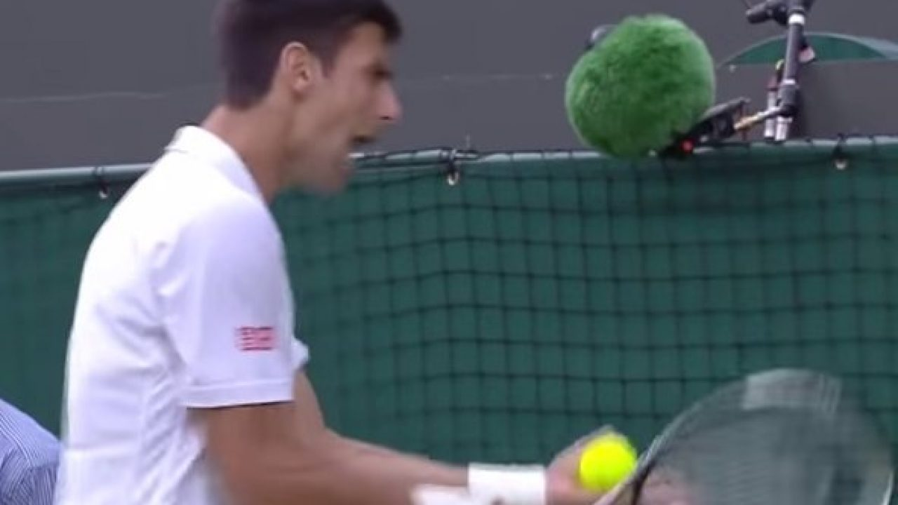 Video Novak Djokovic Is In Trouble For Screaming At A Ball Girl Who Ended Up Crying Theliberal Ie Our News Your Views