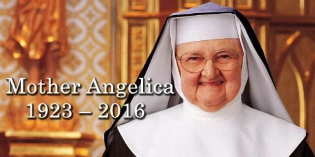 EWTN Founder Mother Angelica Dies at 92