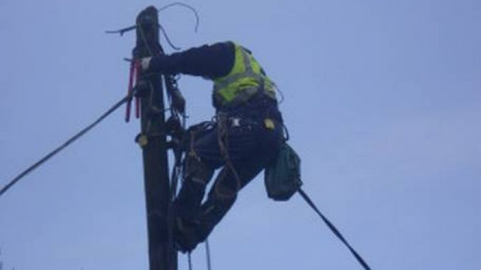 Hard-working ESB crews restore power to 147,000 homes and businesses