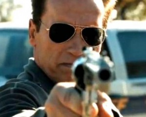 Arnie is back – Schwarzenegger is gearing up to be the world's greatest hitman!