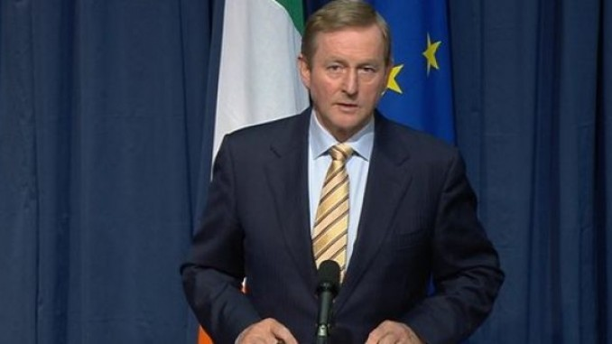 """Kenny offers condolenences to the people of Munich saying Europe's freedom is being """"attacked by cowardly and brutal acts"""""""