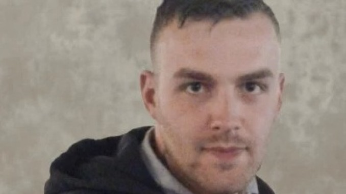 Great news: Missing 21-year-old man Aaron Lysaght has been found safe and well