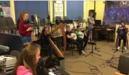 Watch: School children in Co Louth perform amazing cover of 'Titanium' all in the aid of a good cause