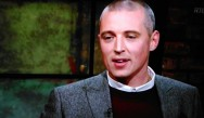 Emotional: Kerry footballer Kieran Donaghy spoke candidly on The Late Late Show about his father's alcoholism