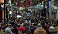 Festive shoppers warned to be vigilant of pickpockets today on what will be the busiest shopping day of the year