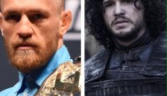 Exciting: Further rumours are emerging of a Conor McGregor appearance on Game of Thrones