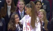 Thank You: Manchester City Council makes Ariana Grande a honorary citizen in tribute of her efforts following the Manchester Arena attack