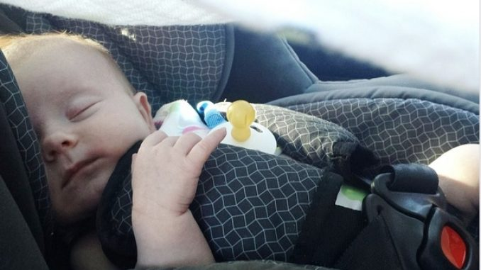 Heartbreaking: Infant tragically dies from heatstroke after parents leave him inside a sweltering hot car whilst they took a nap