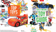 Get ready for Santy: Argos officially publishes its new Totally Awesome Toy Guide catalogue that will help kids decide what they want this Christmas