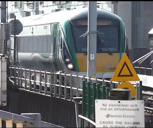 Great news: Staff at Irish Rail suspend strike action after