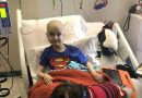 Heartbreaking: Nine yr-old Jacob Thompson who touched the hearts of thousands by requesting everyone send him a Christmas card early sadly passes away in hospital