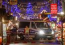 People advised to be extra vigilant around Christmas markets and shopping area in case of a Christmas terrorist attack