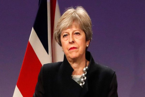 Missile Strikes Against Syria Not For Regime Change: Theresa May