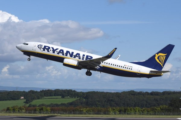 Grounded: Holiday-makers in disarray as Ryanair pilots to