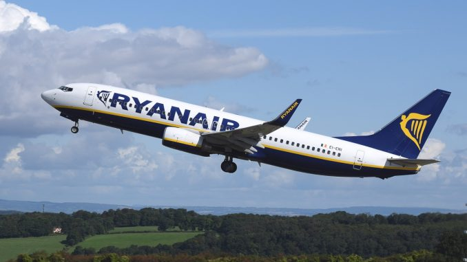 Ryanair threatens to remove pay benefits and promotion opportunities from any pilot who takes part in the upcoming industrial action