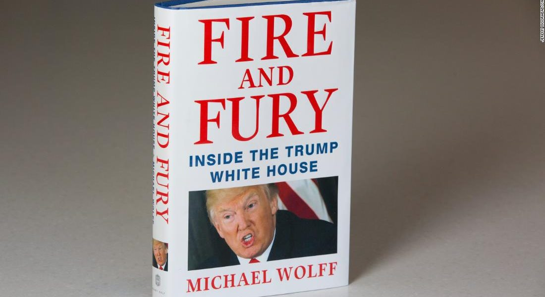 Trump exposé book set to become TV series