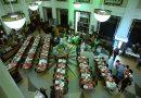 Fair play: Defence Forces convert GPO into ballroom for a party for 240 homeless people