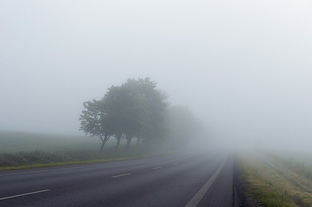 Fog warning for Flintshire - Thursday evening through to Friday