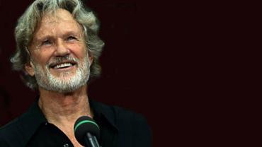 country music star kris kristofferson announces four irish