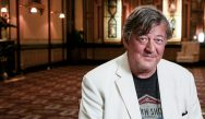 British actor and comedian Stephen Fry reveales he is currently undergoing treatment for prostate cancer