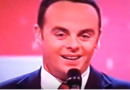Falling from grace: TV personality Ant McPartlin charged with drink driving