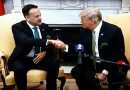 President Donald Trump: I love Ireland and the Irish people are incredible