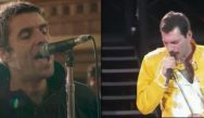 Former Oasis frontman Liam Gallagher issues an apology of sorts after calling Freddie Mercury a goofy 'c**t'