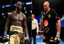 "The boxing world's eyes are on Belfast tonight as Deontay Wilder flies in to ""watch"" Tyson Fury's fight from the front row"