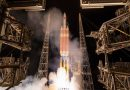 Up, Up and Away! NASA launches spacecraft on mission towards the Sun