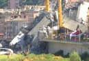 A year long state of emergency is called as rescue teams continue to search Genoa bridge site