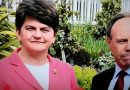 DUP leader Arlene Foster declines invitation to attend Dublin Pope event