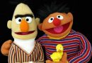 Sesame Street state that Bert and Ernie are not homosexual lovers but actually puppets created to help children to read