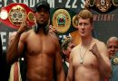 Anthony Joshua takes on dangerous Russian Alexander Povetkin tonight in Wembley Stadium