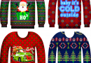 It's starting to look a lot like Christmas: Stores begin stocking up on Christmas jumpers