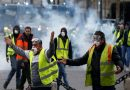 Civil unrest continues in Paris, as hundreds of people are arrested during ongoing protests against the Government