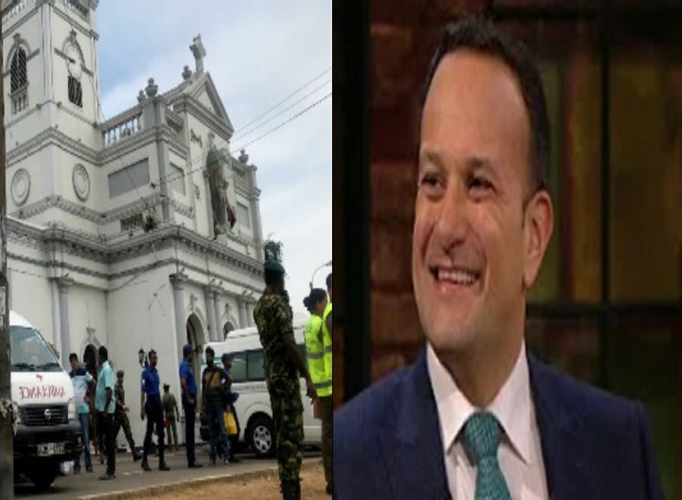Leo Varadkar ignores Christian deaths in Sri Lanka