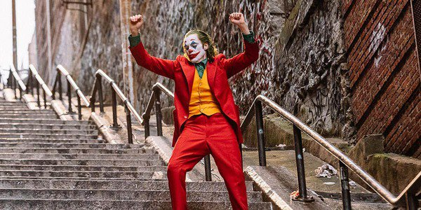 Image result for joker stairs