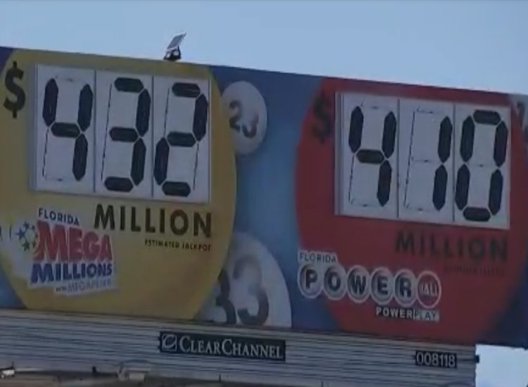 Wowsers: America's 'Mega Millions' Lotto historic jackpot ...